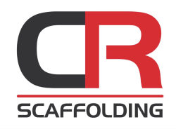 CR Scaffolding, Ely, Cambridge logo.